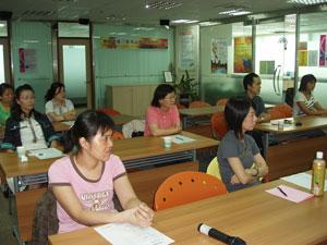 南來北網南北貨-高雄三鳳中街_20070927教育訓練